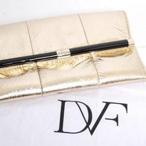 Клатч Diane von Furstenberg