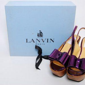 Босоножки Lanvin