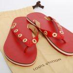 Шлепанцы Louis Vuitton